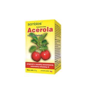 acerola - naturalna witamina C