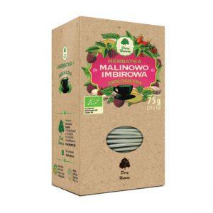 herbatka-malinowo-imbirowa-eko-dary-natury